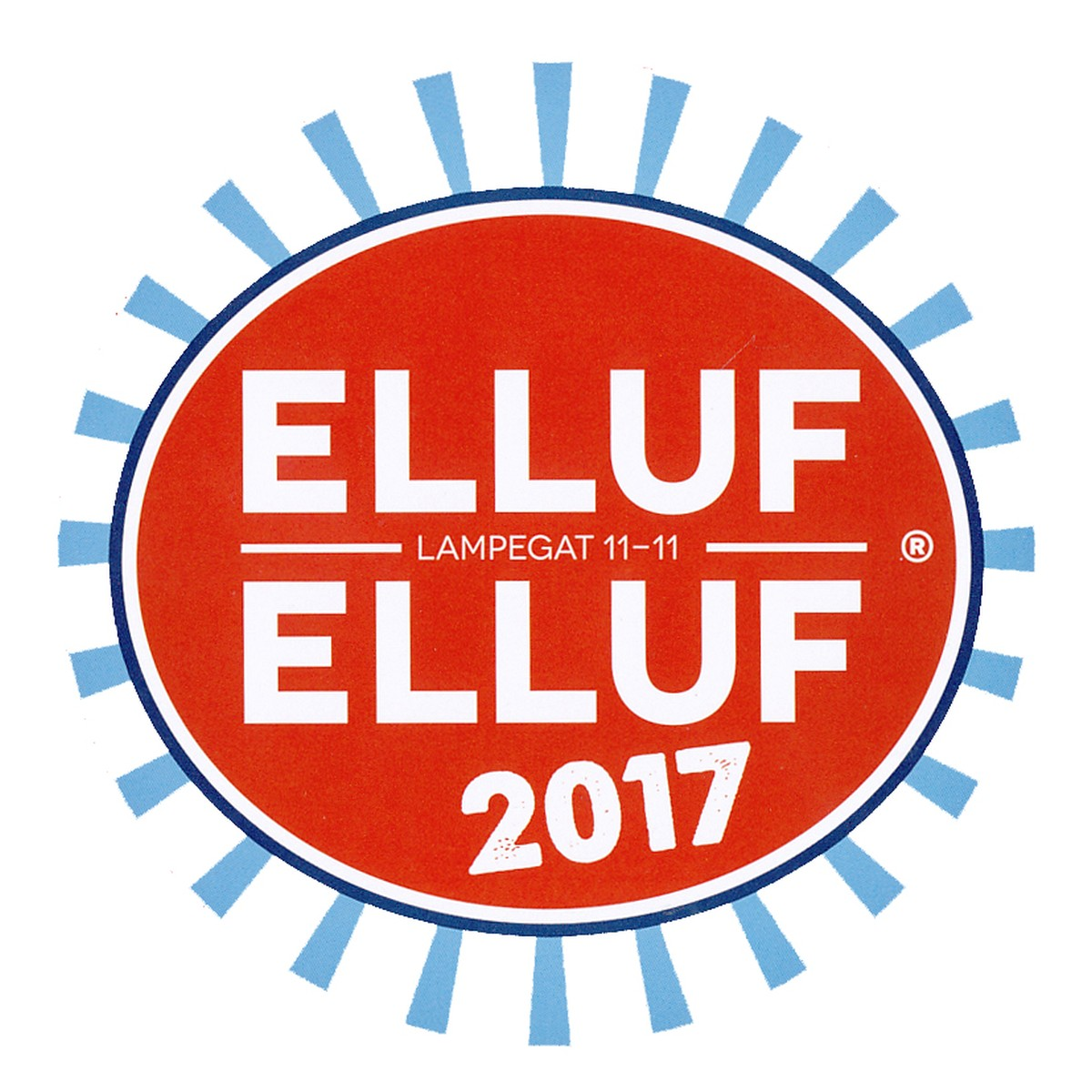 2017 ELLUF ELLUF sticker 2